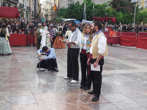 Josete Santaeulalia y Marisol Burgos. Foto: Artur Part