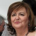 La presidenta del Colegio de Farmacéuticos, María Teresa Guardiola