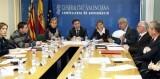 Reunión de la Comisión de Protección Civil de la Comunitat Valenciana