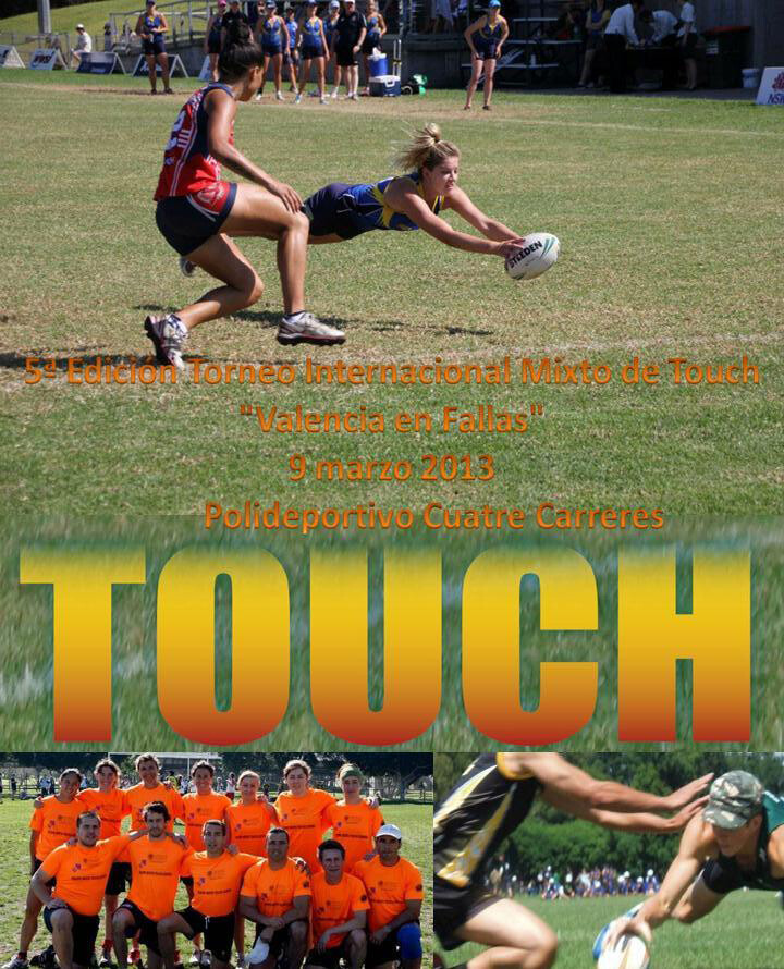 Torneo Internacional de Touch