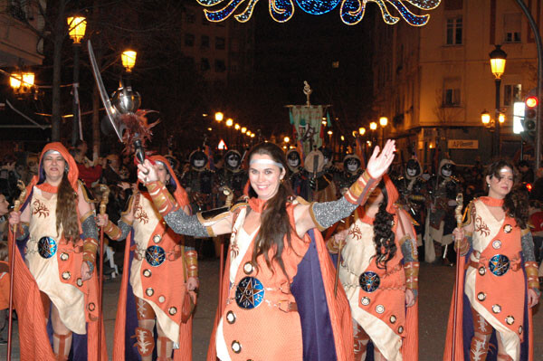 VIII Parada Mora de Jacinto Benavente - Reina Doña Germana