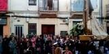 Un momento del acto del encuentro en la calle Escalante del Cabanyal que tendrá lugar a las 9 horas/vlcciudad
