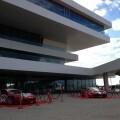 La Marina ha albergado distintos eventos como la presentación de Ferrari/marina real