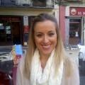 Gloria Martínez Amigo durante la entrevista que concedió a VLC Ciudad/vlcciudad