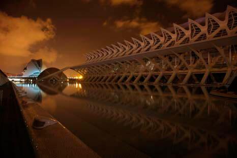 L'Hemisfèric y el Museo de las Ciencias Príncipe Felipe, apagados en la edición 2012 de 'La Hora del Planeta'