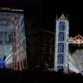 Las dos grandes obras de arte salen de dos empresas italianas/Manuel Molines
