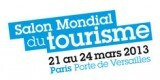 Logo Salon Mondial du Tourisme 2013
