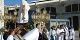 El Resucitado del Grao, el Medinaceli, en el acto de la Marina Real Juan Carlos I/eos