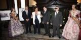 Los dirigentes de la ONCE con la alcaldesa, Rita Barberá, la Fallera Mayor de Valencia y la de Convento Jerusalén/ayto vlc