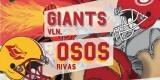 Los Giants juegan en Madrid uno de sus partidos más decisivos/giants