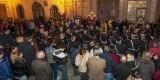 La plaza del Rosario fue el inicio y final del acto de la Retreta/Isaac Ferrera