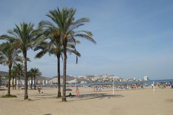 Playa de El Marenyet, en Cullera