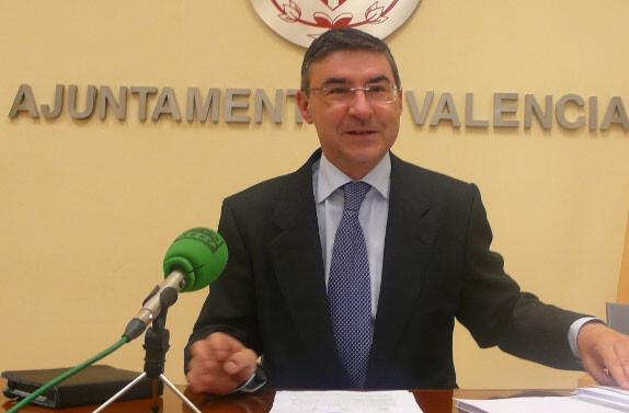 Pedro M. Sánchez, del grup municipal socialista