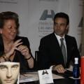 La alcaldesa, Rita Barberá, presentó el libro de Andrés Amorós y Ponce sobre el torero/ayto vlc