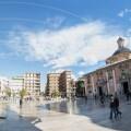 El toldo que costó 300.000 euros permanecerá en lo alto de la Basílicia sin desplegarse por segundo año consecutivo/Isaac Ferrera