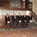 Los nuevos caballeros de San Vicente Ferrer/artur part