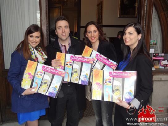 Laura Caballero, Pagola, Ana Muñoz y María Tomás/ Alvaro Monfort