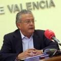 El concejal Silvestre Senent, edil de Tributos y ´Presupuestos del Ayuntamiento de Valencia