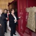 La exposición de textiles será de entrada gratuita el próximo Jueves Santo/ayto vlc