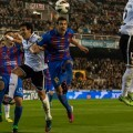 Valencia - Levante, 2-2