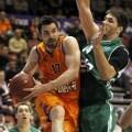 Valencia Basket - Unics Kazan. Foto: Valencia Basket