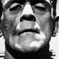 Frankenstein interpretado por Boris Karloff