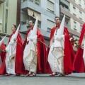 Cofrades de la Hermandad del Santo Cáliz/I.Ferrera