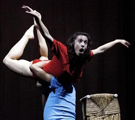 La Bella Durmiente. Foto-Teatro Escalante.