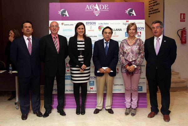 María José Català en la IX Convención de la Asociación de Centros Autónomos de Enseñanza Privada