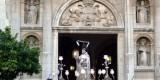 La imagen de San Vicente Ferrer sale del antiguo convento de Santo Domingo/fiestassancristóbal