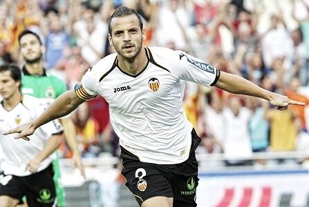 Valencia CF. Soldado