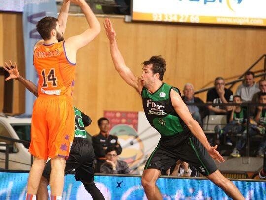 Los del Valencia Basket demostraron estar en un gran momento de recuperación/acb photo