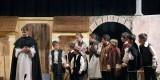 Un momento de la representación del altar ganador en el escenario de la ONCE/Manolo Guallart