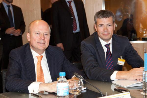 El conseller de Economía, Industria, Turismo y Empleo, Máximo Buch, en la Conferencia Sectorial de Turismo