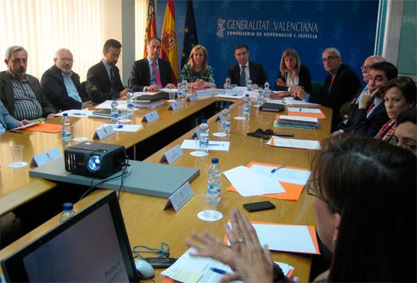 La Conselleria de Gobernación y Justicia, a través del Centro de Coordinación de Emergencias, decreta la Preemergencia por temporal marítimo
