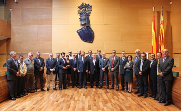La Asociación de Consorcios y Servicios de Bomberos de España ha abordado la creación de una Central de Compras como en la Diputación de Valencia