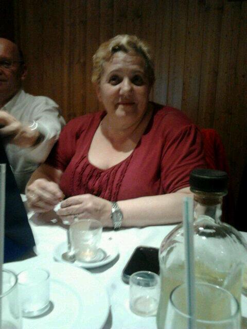 La presidenta de la Semana Santa Marinera, Begoña Sorolla/LTC