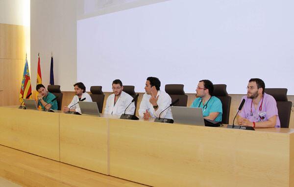 El Hospital Universitari i Politècnic La Fe de Valencia ha celebrado hoy su I Jornada de puertas abiertas para residentes