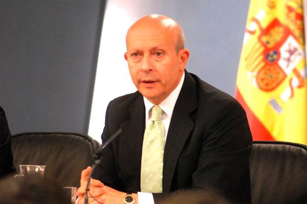 El ministro Wert, en una imagen de archivo.