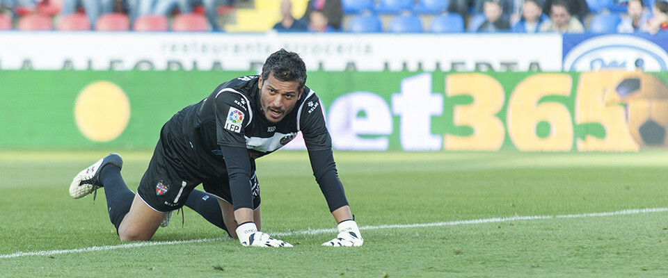 El Levante U.D. no registró su mejor encuentro y quizás fue el peor de la temporada. Ni Múnua pudo con la fuerza del A Coruña/Isaac Ferrera