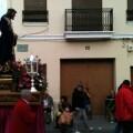 La Cofradía del Medinaceli durante el traslado del año pasado/vlcciudad