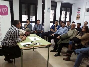 Reunión de UPyD