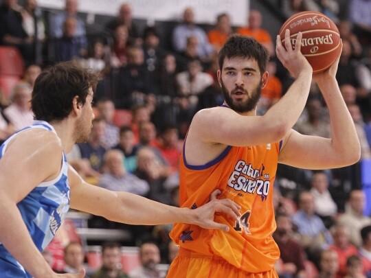 El Valencia Basket quiere asegurarse la cabeza en los play off/Miguel Angel Polo