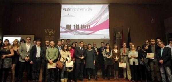 Un acto de entrega de ayudas del proyecto Valencia Emprende/ayto valencia
