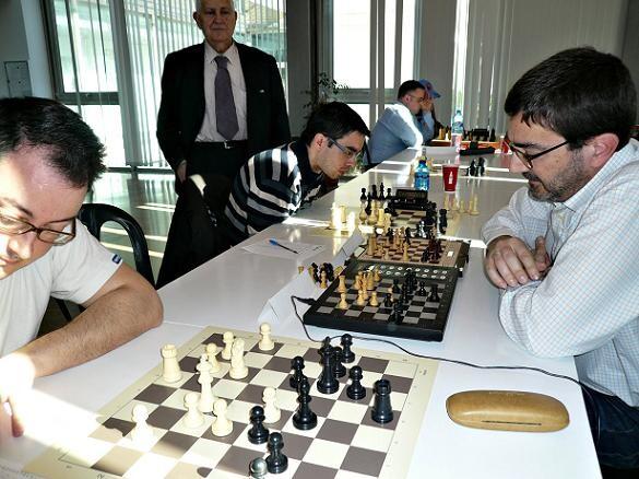 Un momento de la competición que tuvo lugar el pasado sábado en la Petxina/vlcciudad