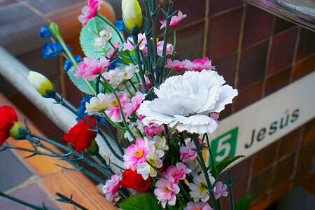 Accidente de Metro. Estacion de Jesus