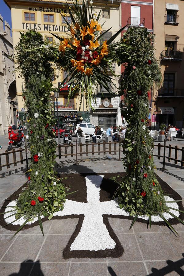 Cruces de Mayo.