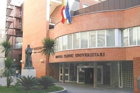Hospital clinico 450