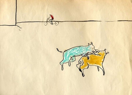Jonathan Hodgson 'Dogs'