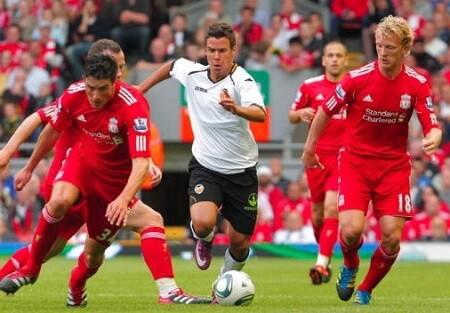 Valencia CF. Bernat. Liverpool